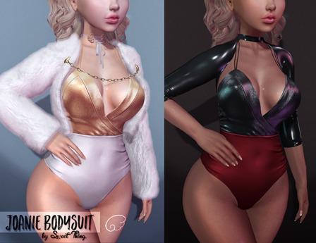Sweet Thing. Joanie Bodysuit - Fatpack UPDATED! (Maitreya Hourglass Isis Freya)