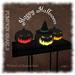 [Home Goods] - Pumpkin Snarls w/ HH Sign (Halloween Decor)