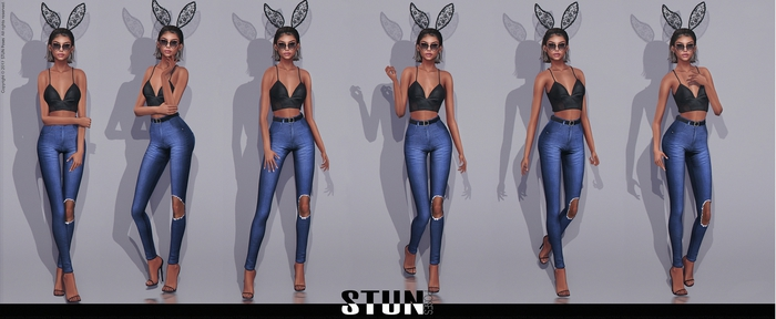 STUN - Pose Pack Collection 'Tiana' #32