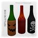 [Home Goods] - Halloween Decor - Boo Bottles w/ Texture HUD