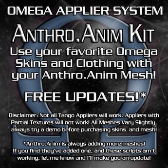 Omega System Kit - Anthro Anim