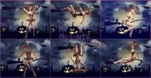 Witch...Poses...Pic-L-Art's & Le Cha'Noir