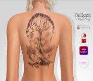 TSB ::: Tattoo woman tree