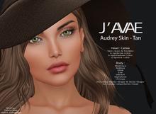 [J'AVAE] AUDREY SKIN - TAN