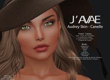 [J'AVAE] AUDREY SKIN - CANELLE