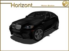 [Han] Horizont Xeno7 Black