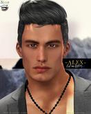 -Nivaro- 'ALEX' Catwa (Daniel) - DEMOS [AddMe]