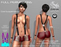 Full Perm-ZAFIA Cool Suspenders-Maitreya