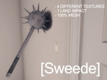 [Sweede] Mace-On-Surface 100% Mesh