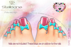 * Stelloane Bows ADD-On for Stelloane toe nails only
