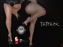 + Occult + Ninja War Shoes {Hourglass&Maitreya}  FATPACK