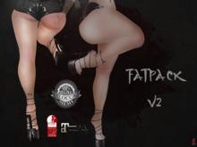+ Occult + Ninja War Shoes {Hourglass&Maitreya} V2 FATPACK