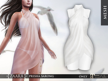 {Zaara} Prisha sarong (maitreya) *ivory*
