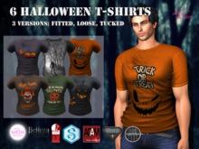 LL - Halloween T-Shirts BOXED