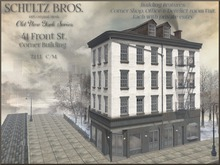 [Schultz Bros.] 41 Front St. (BOXED)
