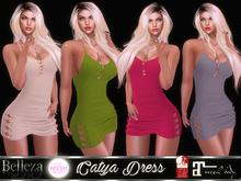 CATYA DRESS ~ Infinite Colors Hud - PROMO