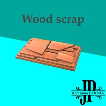 Wood scrap [G&S]