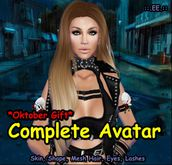 ::.EE.:: Complete Avatar *October Gift*