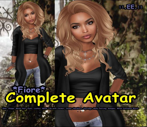::.EE.:: Complete Avatar *Fiore*