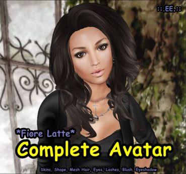 ::.EE.:: Complete Avatar *Fiore Latte*