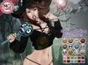 :: No Cabide :: Halloween Lollipop - HUD 12 Models