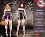 :: No Cabide  :: Witch Set & Demon Set