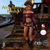 Anne Bonny's Revenge Pirate Pink