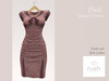 RUSH Pink Stamped Formal Dress Pack