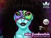 ::White Queen :: Skin Miss Frankenstein - blue, catwa