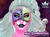 ::White Queen :: Skin Miss Frankenstein - pink, catwa