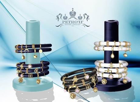 *PetroFF* Charm Bracelet   Full package