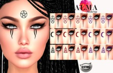 ALMA Makeup - Witch - Catwa