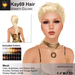 A&A Kay69 Hair Variety Colors Pack. Womens mesh hairstyle