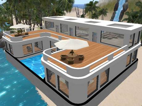 Beach Home fully furnished and script efficient
