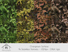 PennyStock - Seamless Overgrown Surface Textures