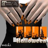 <ooSiki>Halloween [nail Maitreya]