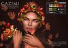 CAZIMI: Poppy Headdress & Hair Flowers SALE RACK