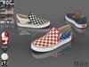 ::ROC:: Canvas Sneaker! Slip On (MALE)