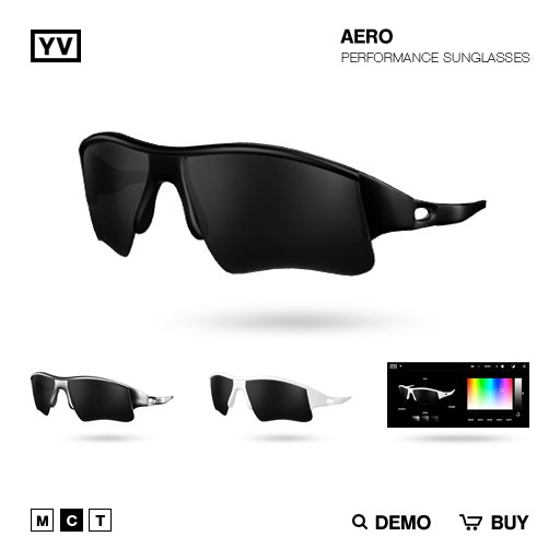 YV - AERO - PERFORMANCE SUNGLASSES