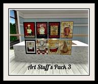 Art Stuff's Pack 3