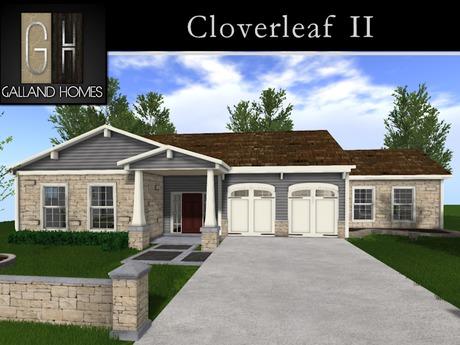 ***Cloverleaf II PLATINUM by Galland Homes  - Package V1.4