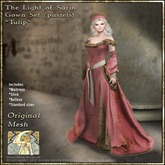 !!SMD!! The Light of Sarin Gown Set-Tulip