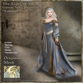 !!SMD!! The Light of Sarin Gown Set-Lobelia