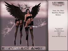 [ LsR ] - Black Angel Costume V2
