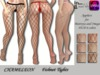 CHAMELEON - Fishnet Tights Appliers for Maitreya and Omega