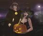 *!R.O!* Hallow BENTO Couple Pose w/ Mesh Pumpkin & Candle