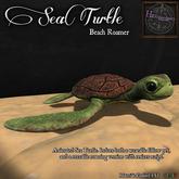 *HEXtraordinary* Sea Turtle Beach Roamer