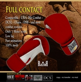 .::Razor::. >>  Full contact <<(BOXED)