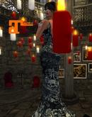 XK Maitreya Halloween Gown Lost Souls