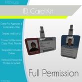 Nexus ID Cards (Full Permission)